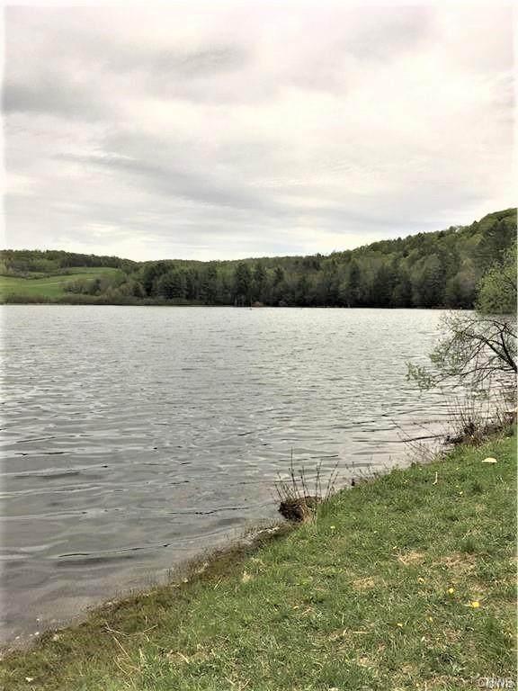 0 Gorton Lake Road, Sangerfield, NY 13480 (MLS #S1277111) :: BridgeView Real Estate