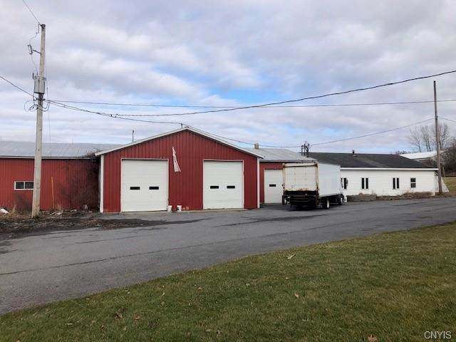 6929 State Route 20 E, Sangerfield, NY 13480 (MLS #S1285429) :: Lore Real Estate Services