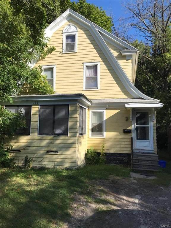 125 Niven Street, Syracuse, NY 13224 (MLS #S1293640) :: Robert PiazzaPalotto Sold Team