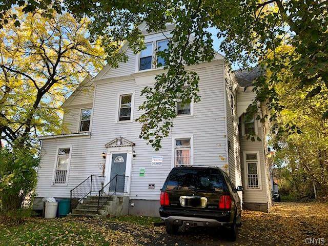 101 Comstock Place, Syracuse, NY 13210 (MLS #S1309607) :: Robert PiazzaPalotto Sold Team