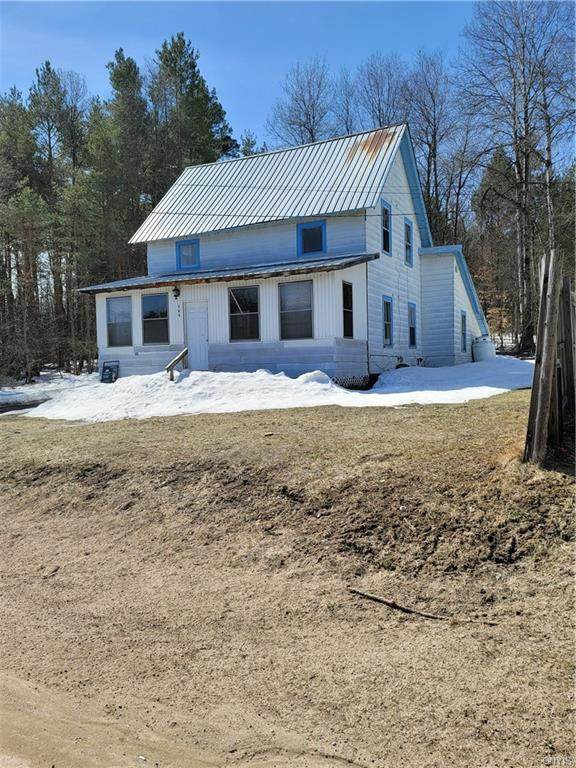 444 Oswegatchie Trail Road, Clifton, NY 13670 (MLS #S1315117) :: TLC Real Estate LLC