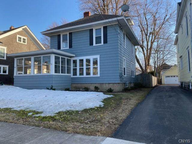 146 Bowers Avenue, Watertown-City, NY 13601 (MLS #S1325022) :: Thousand Islands Realty