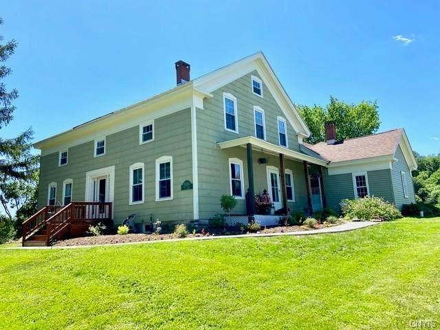 5284 West Road, Eaton, NY 13408 (MLS #S1343631) :: TLC Real Estate LLC