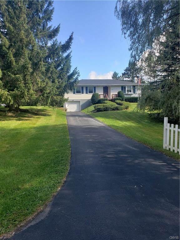9845 Cedar Lake Road, Paris, NY 13322 (MLS #S1367159) :: BridgeView Real Estate