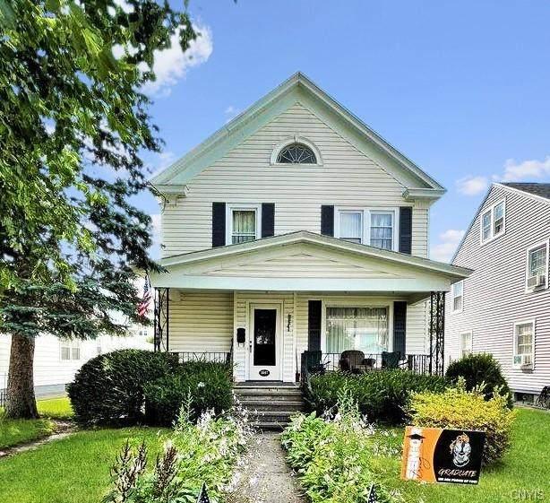 1007 Franklyn Street, Rome-Inside, NY 13440 (MLS #S1369968) :: TLC Real Estate LLC