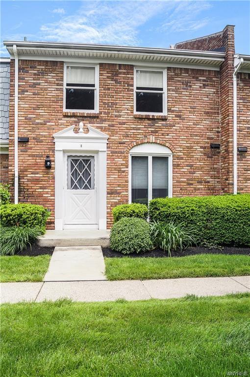 95 Oakbrook Drive I, Amherst, NY 14221 (MLS #B1199762) :: MyTown Realty