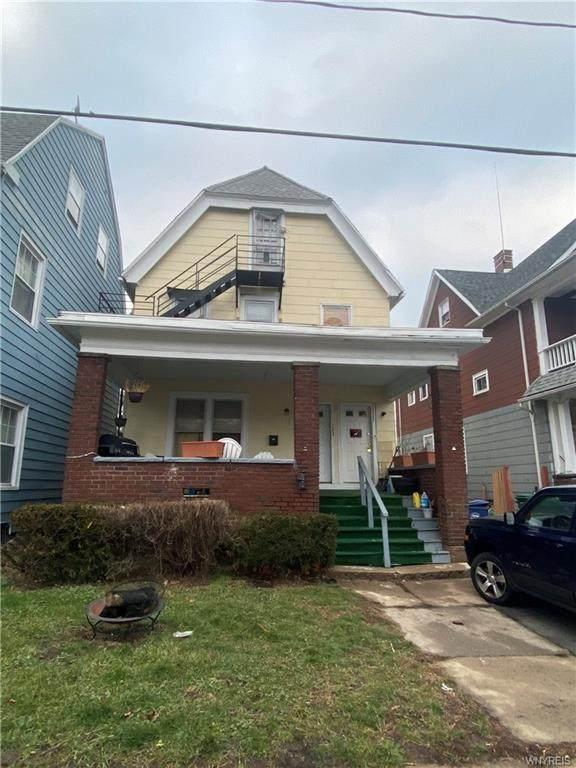 123 6th Street, Niagara Falls, NY 14303 (MLS #B1314879) :: MyTown Realty