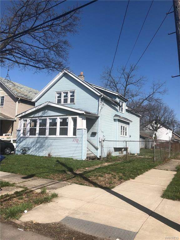 178 Phyllis Avenue, Buffalo, NY 14215 (MLS #B1330085) :: Mary St.George | Keller Williams Gateway