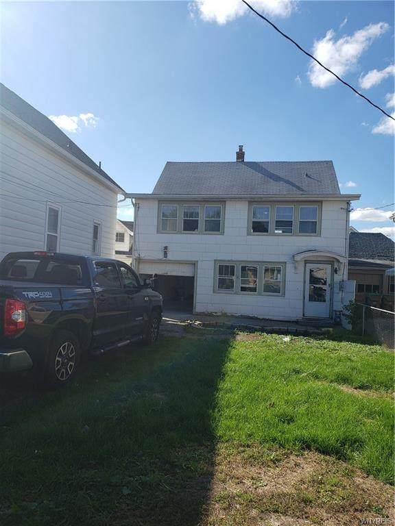 16 Hedwig Avenue, Cheektowaga, NY 14211 (MLS #B1348541) :: Avant Realty