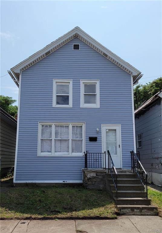 13 Harp Place, Buffalo, NY 14207 (MLS #B1350805) :: Robert PiazzaPalotto Sold Team
