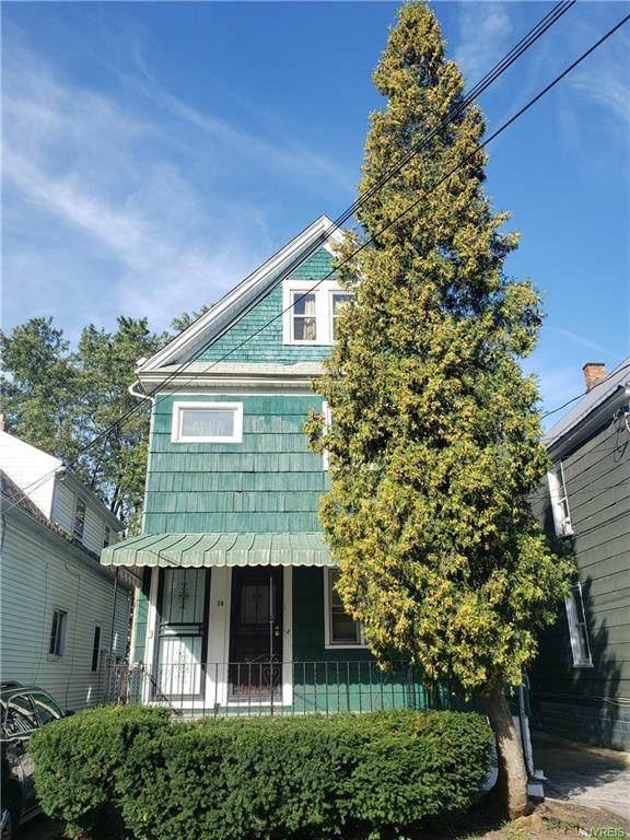 74 Wex Avenue, Buffalo, NY 14211 (MLS #B1367522) :: BridgeView Real Estate
