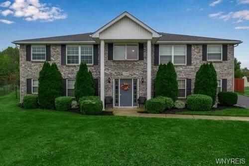 2740 Alder Creek Drive S, Wheatfield, NY 14120 (MLS #B1372771) :: Serota Real Estate LLC