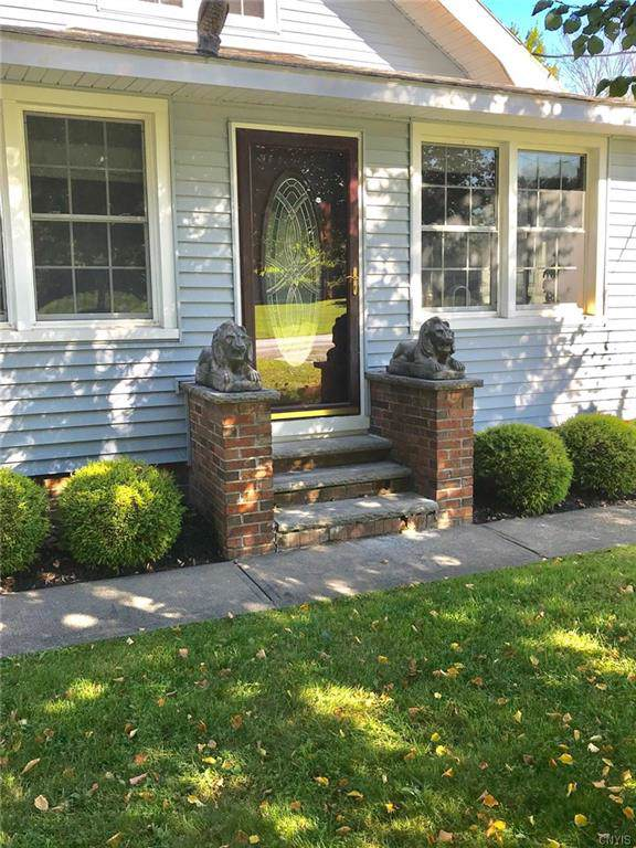 5967 Old Oneida Road, Rome-Outside, NY 13440 (MLS #S1225963) :: The CJ Lore Team | RE/MAX Hometown Choice