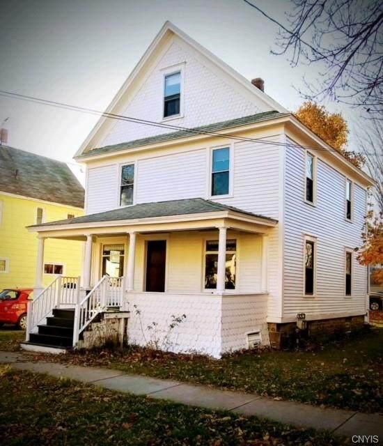 6 Hubbard Street, Cortland, NY 13045 (MLS #S1311281) :: Mary St.George | Keller Williams Gateway