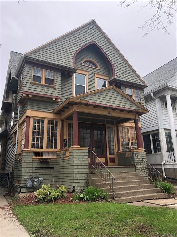 851 Richmond Avenue, Buffalo, NY 14222 (MLS #B1189880) :: 716 Realty Group