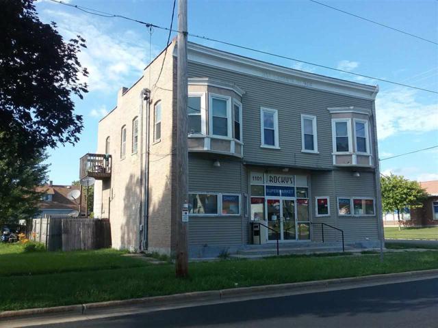 1101 St. Lawrence Avenue, Beloit, WI 53511 (MLS #201704334) :: Key Realty