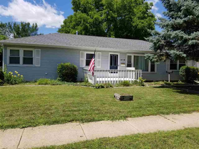 416 Salem Street, Rockton, IL 61072 (MLS #201804499) :: Key Realty