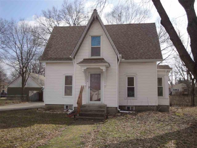 114 S Van Buren Street, Cherry Valley, IL 61016 (MLS #201901117) :: HomesForSale123.com