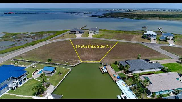 14 Northpointe Drive, ROCKPORT, TX 78382 (MLS #133887) :: RE/MAX Elite   The KB Team