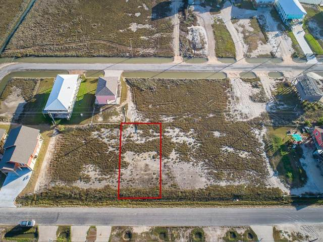 508 (Lot 30) NW Palmetto Point Rd., ROCKPORT, TX 78382 (MLS #134332) :: RE/MAX Elite | The KB Team