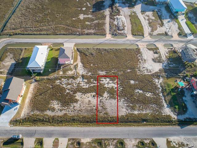 512 (Lot 29) NW Palmetto Point Rd., ROCKPORT, TX 78382 (MLS #134333) :: RE/MAX Elite | The KB Team