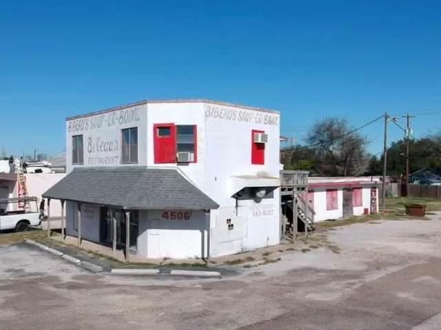 4506 Baldwin Blvd, Corpus Christi, TX 78408 (MLS #134524) :: RE/MAX Elite | The KB Team