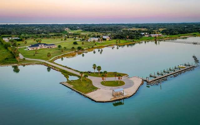109 Redfish Point Dr, ROCKPORT, TX 78382 (MLS #134777) :: RE/MAX Elite | The KB Team