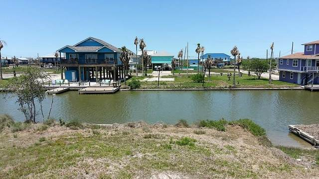 120 Channelview, ROCKPORT, TX 78382 (MLS #135323) :: RE/MAX Elite | The KB Team