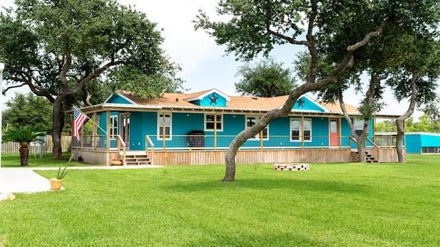 105-B Rattlesnake Point Rd., ROCKPORT, TX 78382 (MLS #135694) :: RE/MAX Elite | The KB Team