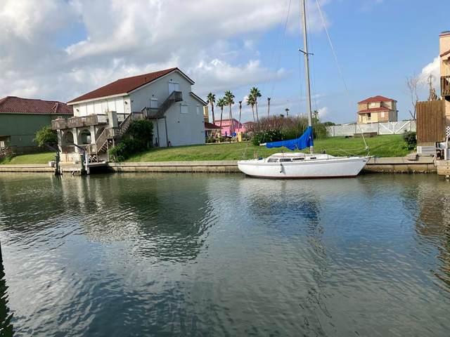 726 Snug Harbor, Corpus Christi, TX 78402 (MLS #135782) :: RE/MAX Elite   The KB Team