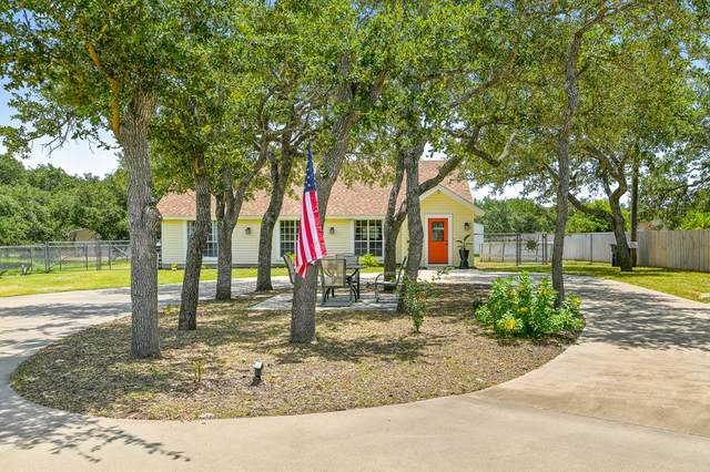 312 Griffith Dr., ROCKPORT, TX 78382 (MLS #135784) :: RE/MAX Elite   The KB Team