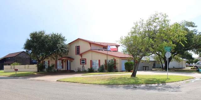 2604 Lakeview Dr, ROCKPORT, TX 78382 (MLS #136139) :: RE/MAX Elite | The KB Team