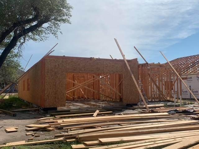 110 Shady Terrace, ROCKPORT, TX 78382 (MLS #136129) :: RE/MAX Elite | The KB Team