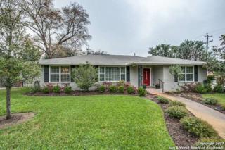 153 E Hollywood Ave, San Antonio, TX 78212 (MLS #1229426) :: Exquisite Properties, LLC