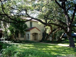 446 E Hildebrand Ave, San Antonio, TX 78212 (MLS #1230054) :: Exquisite Properties, LLC