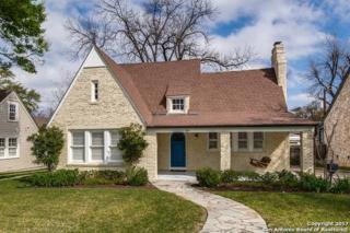 101 W Rosewood Ave, San Antonio, TX 78212 (MLS #1230831) :: Exquisite Properties, LLC
