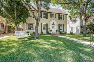 206 W Hollywood Ave, San Antonio, TX 78212 (MLS #1233388) :: Exquisite Properties, LLC