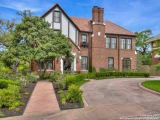 237 W Agarita Ave, San Antonio, TX 78212 (MLS #1233886) :: Exquisite Properties, LLC