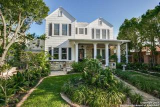 115 Evans Ave, Alamo Heights, TX 78209 (MLS #1234285) :: Ultimate Real Estate Services