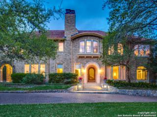 347 Bushnell Ave, San Antonio, TX 78212 (MLS #1235034) :: Exquisite Properties, LLC