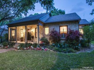 113 Rosemary Ave, Alamo Heights, TX 78209 (MLS #1236696) :: Ultimate Real Estate Services