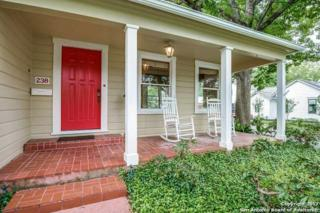 238 Alta Ave, Alamo Heights, TX 78209 (MLS #1237457) :: Exquisite Properties, LLC