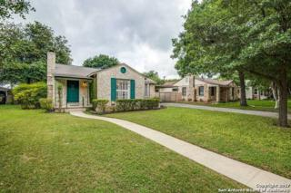 160 E Elmview Pl, Alamo Heights, TX 78209 (MLS #1238111) :: Exquisite Properties, LLC