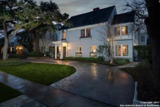 219 W Mulberry Ave, San Antonio, TX 78212 (MLS #1224380) :: Exquisite Properties, LLC