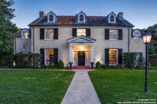 120 W Lynwood Ave, San Antonio, TX 78212 (MLS #1233103) :: Exquisite Properties, LLC