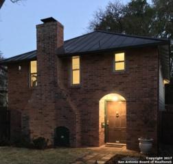 320 E Hollywood Ave, San Antonio, TX 78212 (MLS #1227579) :: Exquisite Properties, LLC