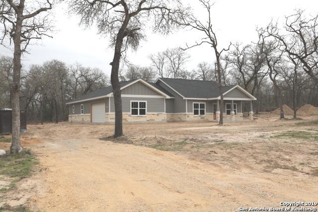 161 Cibolo Ridge Drive, La Vernia, TX 78121 (MLS #1350916) :: Exquisite Properties, LLC