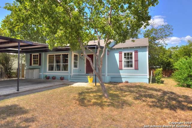 803 Lee Hall, San Antonio, TX 78212 (MLS #1407194) :: BHGRE HomeCity