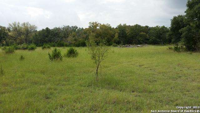 LOT 154 La Luna Dr   Cielo Springs, Blanco, TX 78606 (MLS #1036401) :: Alexis Weigand Real Estate Group
