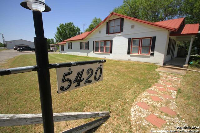 5420 S Tx-1604-Loop W, Von Ormy, TX 78073 (MLS #1057279) :: Alexis Weigand Real Estate Group